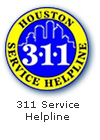 Houston 311 helpline